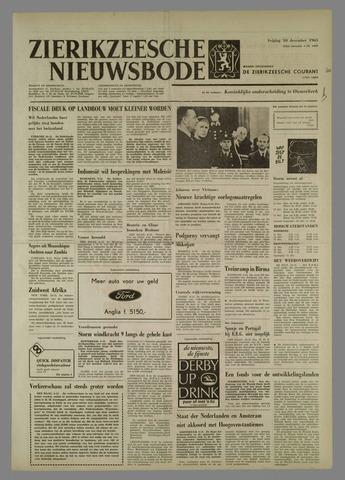 Zierikzeesche Nieuwsbode 1965-12-10