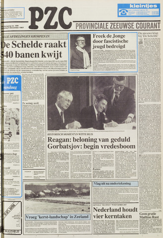 Provinciale Zeeuwse Courant 1987-12-09