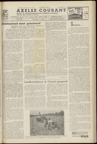 Axelsche Courant 1954-05-05