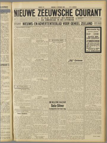 Nieuwe Zeeuwsche Courant 1932-10-11