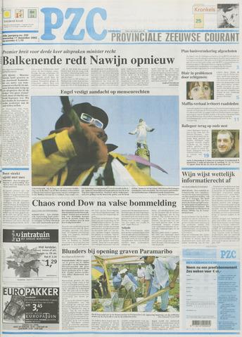 Provinciale Zeeuwse Courant 2002-12-11