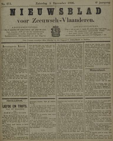 Nieuwsblad voor Zeeuwsch-Vlaanderen 1896-12-05