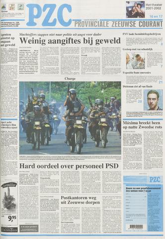 Provinciale Zeeuwse Courant 2001-06-20