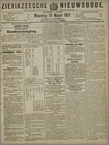 Zierikzeesche Nieuwsbode 1917-03-19