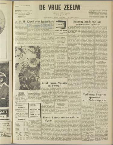 de Vrije Zeeuw 1962-11-14