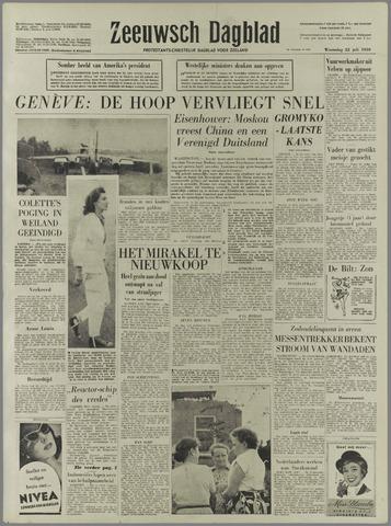 Zeeuwsch Dagblad 1959-07-22