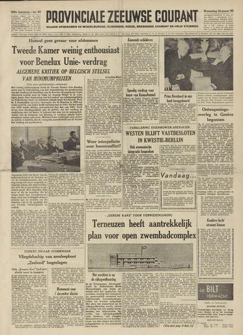 Provinciale Zeeuwse Courant 1960-03-16