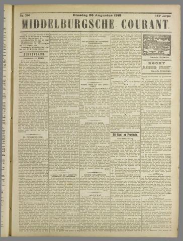Middelburgsche Courant 1919-08-26