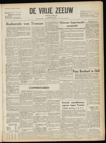 de Vrije Zeeuw 1951-04-13