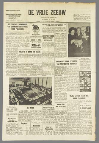de Vrije Zeeuw 1964-01-23