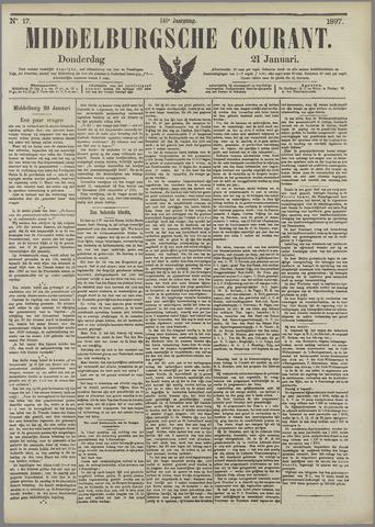 Middelburgsche Courant 1897-01-21