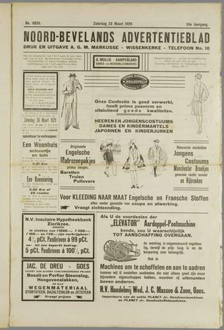 Noord-Bevelands Nieuws- en advertentieblad 1929-03-23