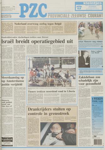 Provinciale Zeeuwse Courant 1996-04-15
