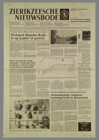 Zierikzeesche Nieuwsbode 1984-11-22