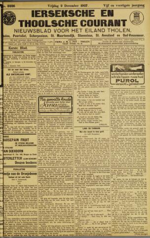 Ierseksche en Thoolsche Courant 1927-12-02