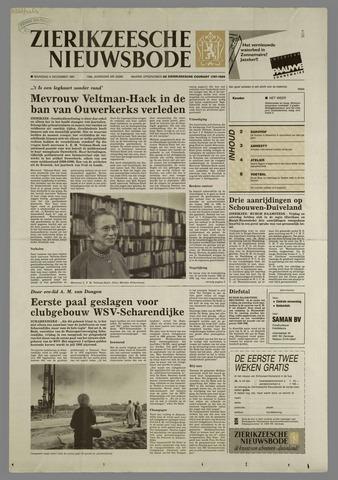 Zierikzeesche Nieuwsbode 1991-12-09