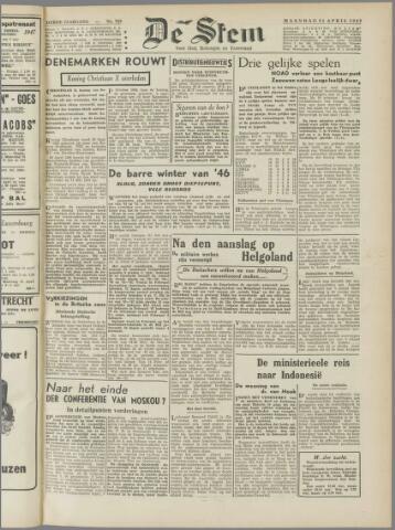 de Stem 1947-04-21