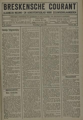 Breskensche Courant 1919-04-09