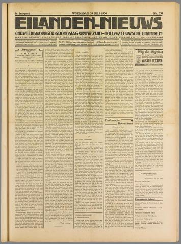 Eilanden-nieuws. Christelijk streekblad op gereformeerde grondslag 1936-07-29