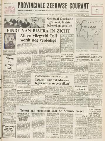 Provinciale Zeeuwse Courant 1970-01-12
