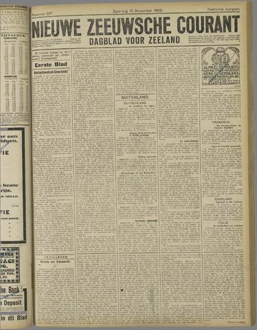 Nieuwe Zeeuwsche Courant 1920-11-13