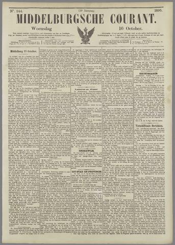 Middelburgsche Courant 1895-10-16