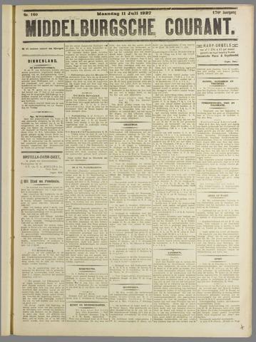 Middelburgsche Courant 1927-07-11