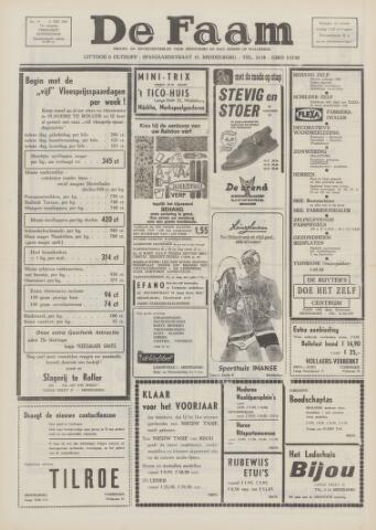 de Faam en de Faam/de Vlissinger 1969-05-15
