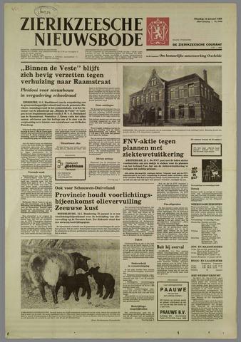 Zierikzeesche Nieuwsbode 1982-01-12