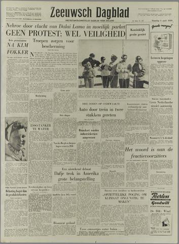 Zeeuwsch Dagblad 1959-04-06