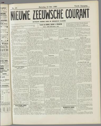 Nieuwe Zeeuwsche Courant 1908-05-16