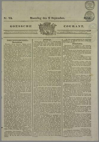 Goessche Courant 1844-09-09