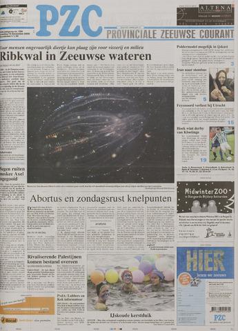 Provinciale Zeeuwse Courant 2006-12-18