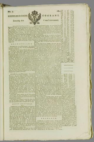 Middelburgsche Courant 1810-01-06