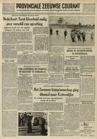 Provinciale Zeeuwse Courant 1956-02-03