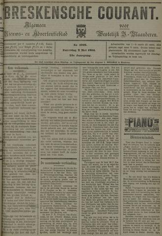 Breskensche Courant 1914-05-02
