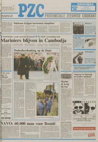Provinciale Zeeuwse Courant 1993-05-05
