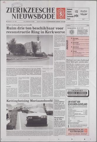 Zierikzeesche Nieuwsbode 1995-07-21
