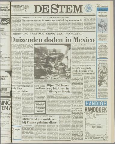 de Stem 1985-09-20