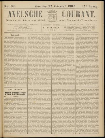 Axelsche Courant 1902-02-22