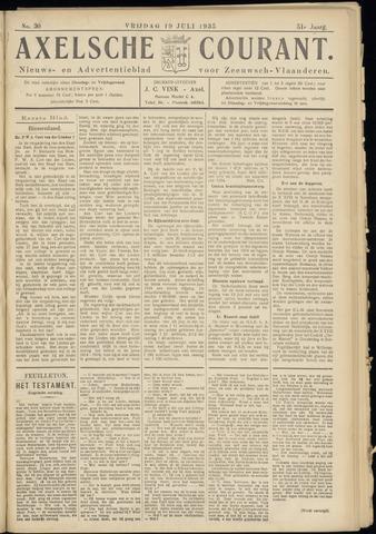 Axelsche Courant 1935-07-19