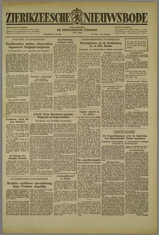 Zierikzeesche Nieuwsbode 1952-05-01