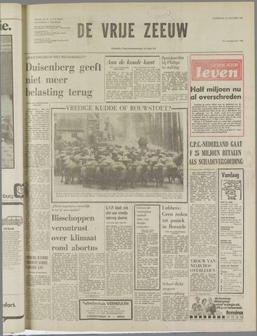 de Vrije Zeeuw 1974-10-12