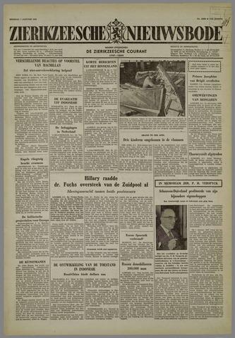 Zierikzeesche Nieuwsbode 1958-01-07