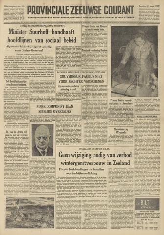 Provinciale Zeeuwse Courant 1957-09-21