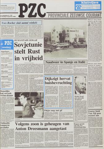 Provinciale Zeeuwse Courant 1988-08-04