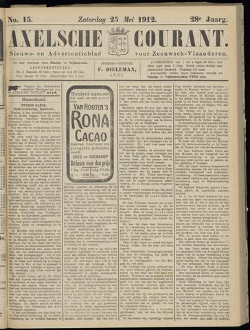 Axelsche Courant 1912-05-25
