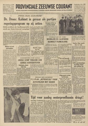 Provinciale Zeeuwse Courant 1958-12-04