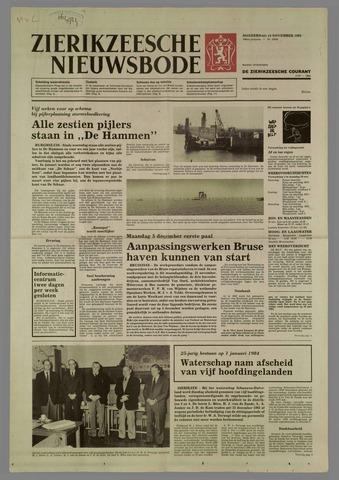 Zierikzeesche Nieuwsbode 1983-11-24