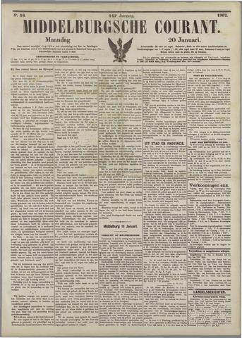 Middelburgsche Courant 1902-01-20